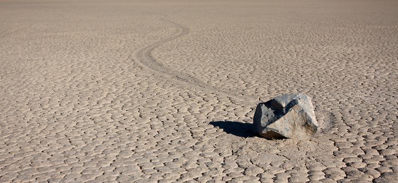 Slystantys akmenys