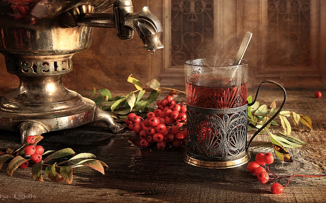 Šermukšnių arbata